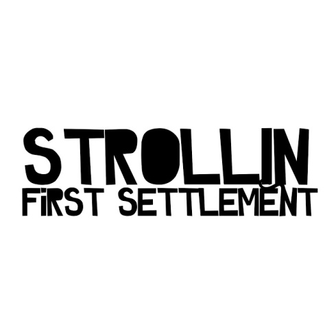 Logo_Strollin First Settlement